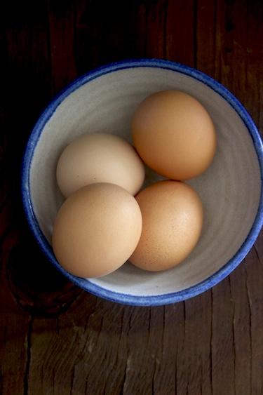 Eggs-almond-cake
