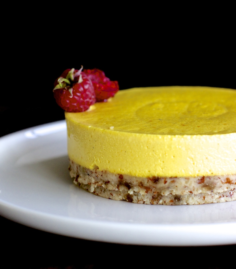 Quick And Easy Dessert Raw Cheesecake