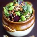 chickpea-beet-salad
