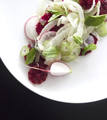fennel-salad